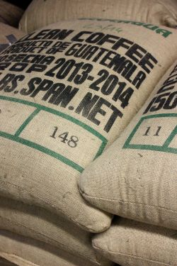 Zu Gast in der Kaffeerösterei Soiron